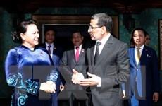 Rubrican Vietnam y Marruecos acuerdos sobre  medio ambiente y comercio