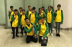 Jóvenes vietnamitas participarán en programa  deportivo en Japón
