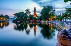 Pagoda Tran Quoc, milenario sitio sagrado en Hanoi