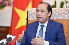ASEAN y Estados Unidos realizan diálogo a nivel de vicecancilleres