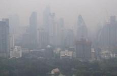 Alerta en Tailandia por la contaminación del aire en el norte del país