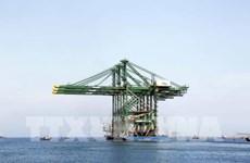 Exportan grúas portacontenedores vietnamitas a la India