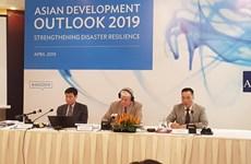 Pronostican crecimiento económico de Vietnam del  6,8 por ciento en 2019