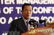 Promueve Camboya comercio con países vecinos