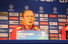 Estrechan las actividades futbolísticas los nexos entre Vietnam y Corea de Sur