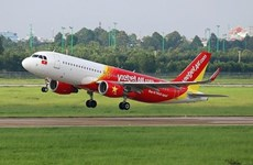 Inaugura Vietjet Air vuelos directos Nha Trang- Taipei