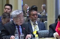 Participa Vietnam en Reunión de Oficiales de Defensa de ASEAN