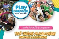 Realizan en Vietnam curso de capacitación en juegos de aventura para niños