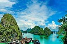 Bahía Ha Long, una de las maravillas naturales más bellas en el mundo
