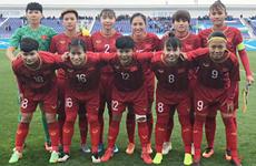 Venció Vietnam a Uzbekistán en partido de fútbol femenino clasificatorio para Olimpiadas de 2020