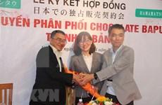 Exportará Vietnam chocolate orgánico Bapula a Japón