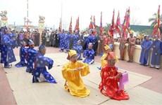 Realizarán en Vietnam Festival del Templo de los Reyes Hung 2019