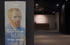 Destacan en Vietnam éxito de exposición digital de obras de Van Gogh