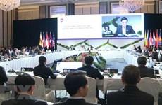 Inauguran en Tailandia conferencia de ministro de Finanzas de ASEAN