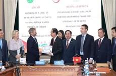 CFI respalda a Ciudad Ho Chi Minh en el sector de salud