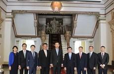 Dirigente de Ciudad Ho Chi Minh destaca proyectos de empresa singapurense Keppel