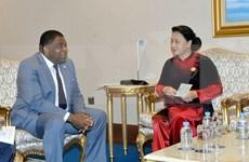 Comprometido Parlamento de Vietnam con cumplimiento de objetivos de desarrollo sostenible