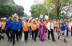 Celebra Vietnam el Día Mundial de la Salud 2019