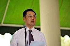 Presenta cartas credenciales embajador de Vietnam en Federación de San Cristóbal y Nieves