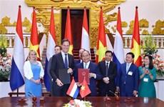 Vietnam y Países Bajos establecen asociación integral