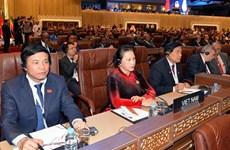 Concluye presidenta del Parlamento de Vietnam gira por Marruecos, Francia, Bélgica  y Qatar