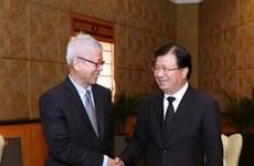 Facilita Vietnam inversiones de empresas tailandesas