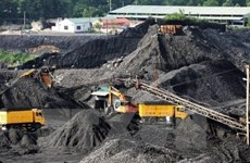 Aumenta Vietnam ventas de carbón en primer trimestre de 2019