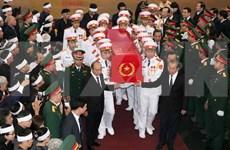 Rinden homenaje en Vietnam a Dong Sy Nguyen, héroe de la legendaria ruta Ho Chi Minh