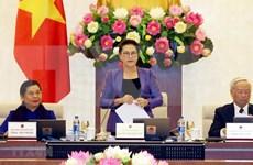 Inauguran en Vietnam período de sesiones del Comité Permanente del Parlamento