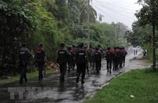Escalan enfrentamientos entre el Ejército de Myanmar y grupos rebeldes