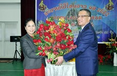 Fomentan embajadas de Vietnam y Laos en Beijing amistad especial entre ambos países