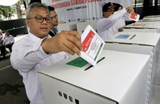Reconocen en Indonesia problemas en preparación de varias regencias para próximas elecciones generales