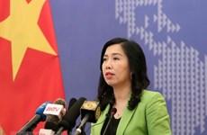 Ningún vietnamita afectado por el incendio en Bangkok, afirma portavoz de Cancillería
