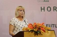 Vietnam y Países Bajos comparten experiencias de cultivo