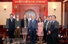 Países Bajos listos para impulsar lazos con Ciudad de Ho Chi Minh, según ministra neerlandesa