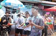 Pronostican en Tailandia disminución del turismo durante Festival de Songkran