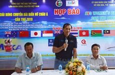 Celebrarán en Vietnam Torneo Femenino Asiático de Voleibol de Playa 2019