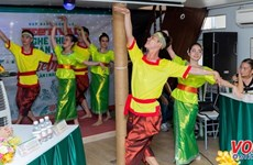 Celebrarán en Ciudad Ho Chi Minh Festival de Cultura Folclórica vietnamita
