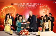 Impulsan cooperación entre Países Bajos  y  Ciudad Ho Chi Minh