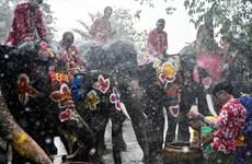 Comienzan en Tailandia celebraciones de festival budista Songkran