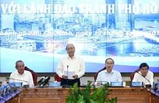 Insta premier de Vietnam a Ciudad Ho Chi Minh a tomar vanguardia en revolución industrial