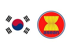 Promueven ASEAN y Corea del Sur cooperación multifacética