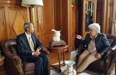 Vietnam fomenta relaciones de cooperación con Uruguay