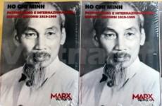 """Presentan libro """"Ho Chi Minh – Patriotismo e Internacionalismo"""" en Italia"""