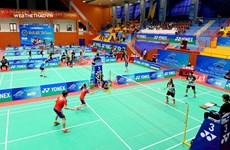 Triunfan deportistas indochinos en Torneo Internacional de Bádminton en Vietnam