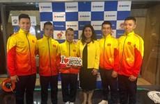 Gana Vietnam tres medallas de oro en Copa Mundial de gimnasia aeróbica
