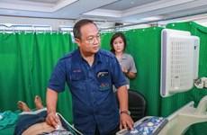 Apoya Tailandia a Laos en el fortalecimiento de la salud pública