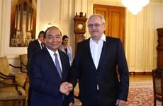 Concluyó premier vietnamita visita oficial a Rumania