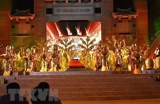 Recibe Memorial de los reyes Hung en Ciudad Ho Chi Minh casi tres millones de visitantes