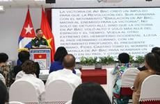 Celebran en Vietnam aniversario de la victoria histórica de Playa Girón